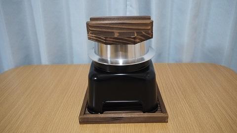 釜めし かまど セット(1合炊き用) 前田家オリジナル