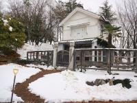 2月2日 蔵座敷雪かき後