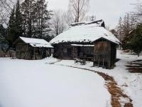 2月2日 ロケセット雪かき後