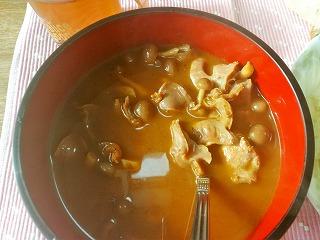 スープカレーアップ