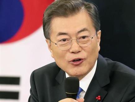韓国・文在寅大統領「絡まった糸は解くかなければならない。日本と心が通じ合う真の友になりたい」