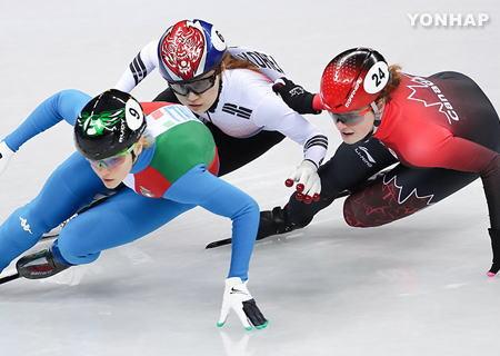 韓国人ネットユーザー、ショートトラック女子500mで韓国人選手が失格した事を逆恨み→ 繰り上げ銅メダルを獲得したカナダ人選手のSNSを荒らしまくり顰蹙をかう
