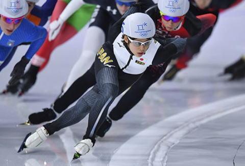 平昌五輪スピードスケート新種目、女子マススタートで高木菜那選手が金メダルを獲得 … 高木選手女子団体パシュートに続き2個目の金メダル