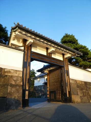 旧江戸城 外桜田門