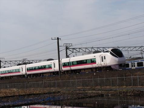 JR常磐線 E657系電車 特急 ときわ68号