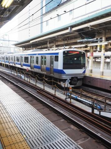JR常磐線 E531系 電車