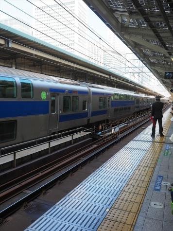 JR常磐線 E531系電車