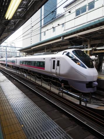 JR上野東京ライン E657系電車 特急ひたち9号