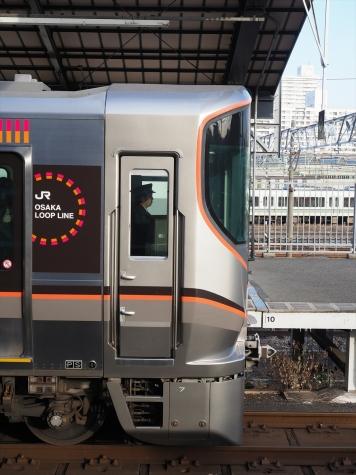 JR 大阪環状線 323系電車