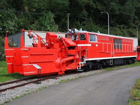 DD14 323 除雪用ディーゼル機関車【小樽市総合公園】