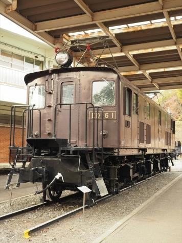 ED161号 電気機関車【青梅鉄道公園】