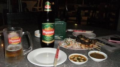 ヤンゴン 地雷2