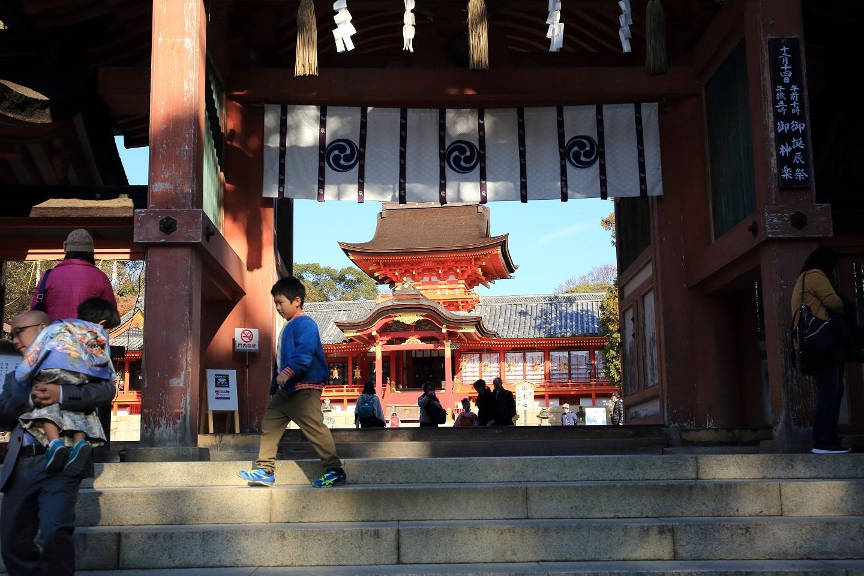 ブログ 南総門の風景、お父さん慌てておトイレへ.jpg