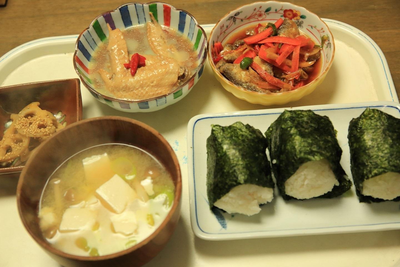 ブログ 今日の息子の夕食.jpg