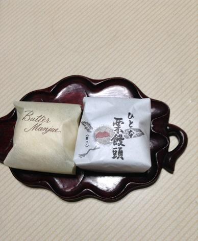 石田屋の菓子