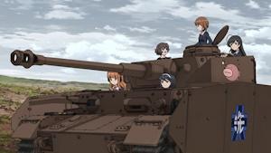 4号戦車H型仕様