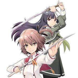 可奈美と姫和