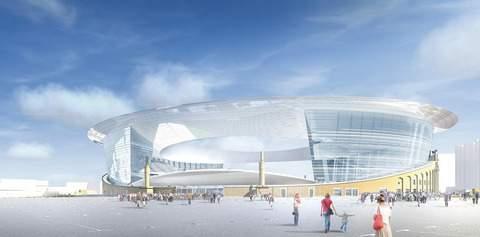 Ekaterinburg Arena after world cup