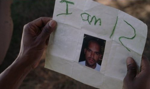 Birth certificate at 12