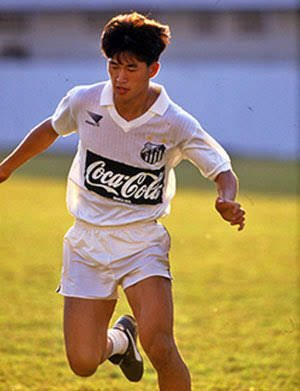 miura kazu played at SantosFC