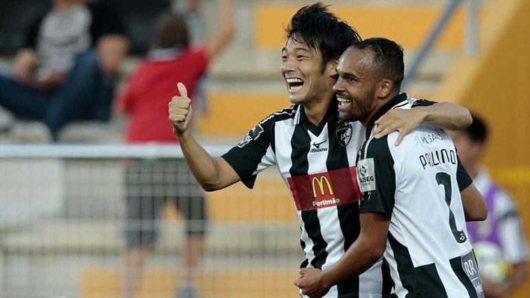 FC Porto estará a pressionar o Portimonense para ter Nakajima