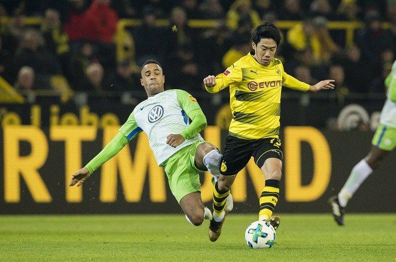 Borussia Dortmund 0 - 0 VfL Wolfsburg 2018