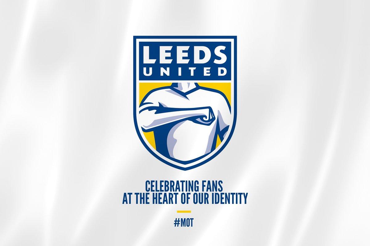 Leeds Uniteds new crest