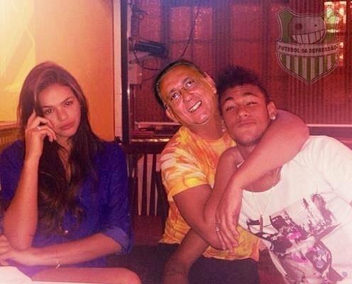 neymar e sua namorada