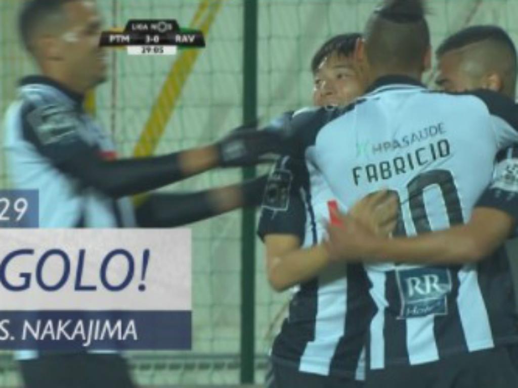 Portimonense 3-0 Rio Ave - Shoya Nakajima