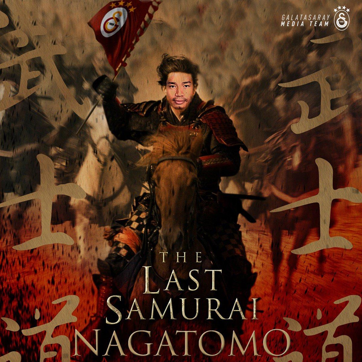 yuto nagatomo to galatasaray last samurai