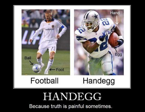 football handegg