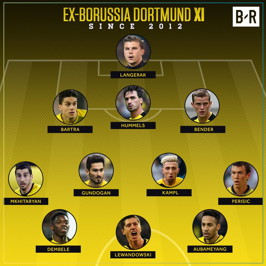 dortmund ex player 2018