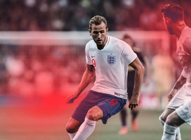 england World-Cup-Kit 2018