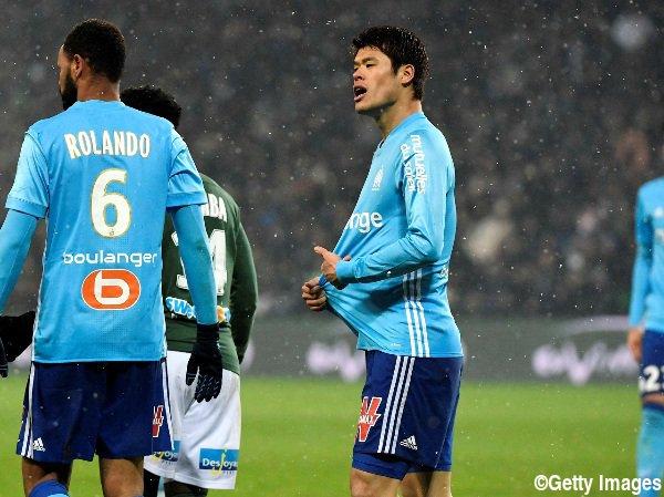 Saint-Etienne 0-[1] Marseille Thauvin goal sakai assist
