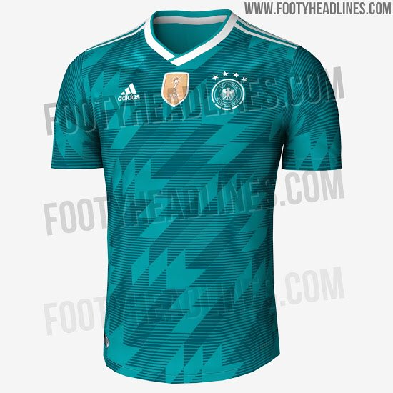 Germany world cup kit 2018