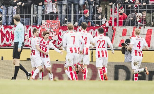 Köln_1-1_Hannover_Yuya_Osako