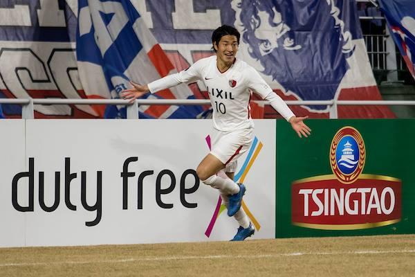 AFC Champions League SUWON SAMSUNG BLUEWINGS 1-2 KASHIMA ANTLERS kanazak goals