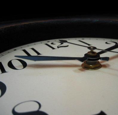 時計 時間 寿命
