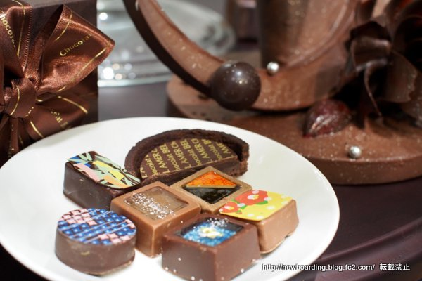 Chocolat BEL AMER(ショコラ ベル アメール)の2017年 秋冬新作発表会