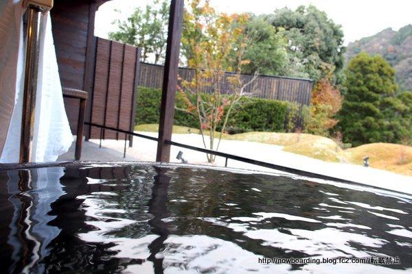 うめひびき本館南高 客室付き露天風呂
