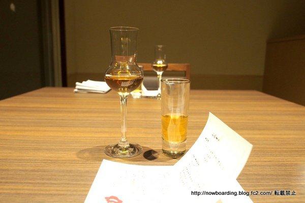 うめひびき自慢の梅酒2種飲み比べ
