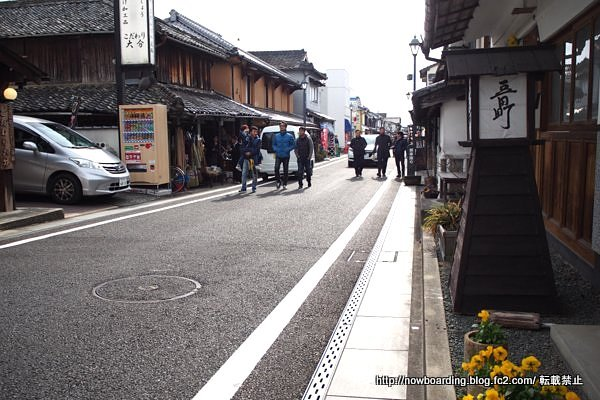 豆田御幸通り 観光 ブログ