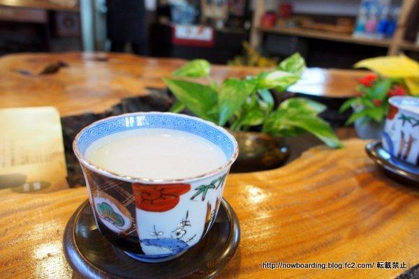 カフェ 甘酒