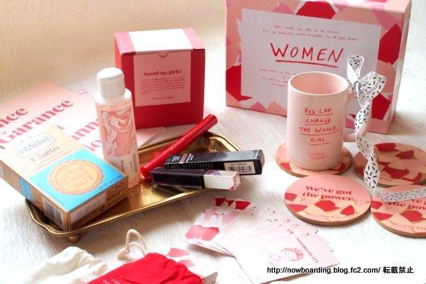 1月のマイリトルボックス ジバンシィコラボ WOMEN BOX