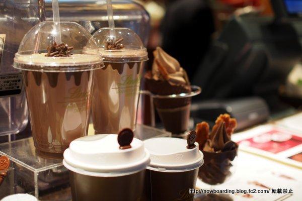 リンツショコラ カフェ表参道店