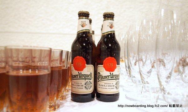 チェコ ビール ピルスナー・ウルケル