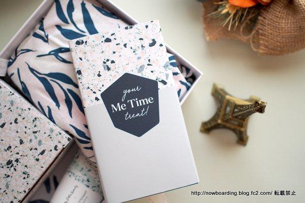 マイリトルボックス 2月 Me Time
