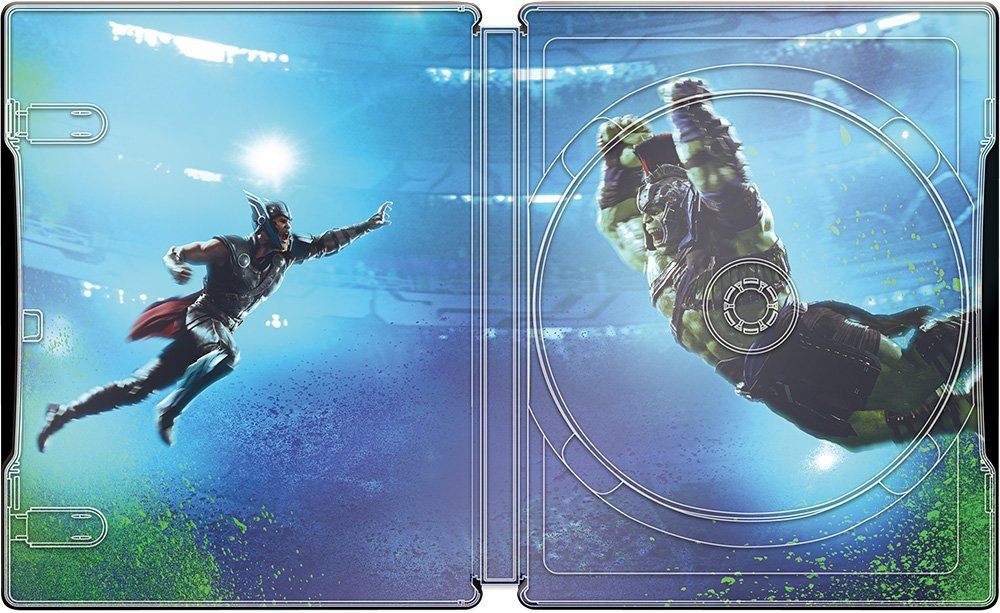 マイティ・ソー バトルロイヤル 4K UHD MovieNEXプレミアムBOX スチールブック steelbook