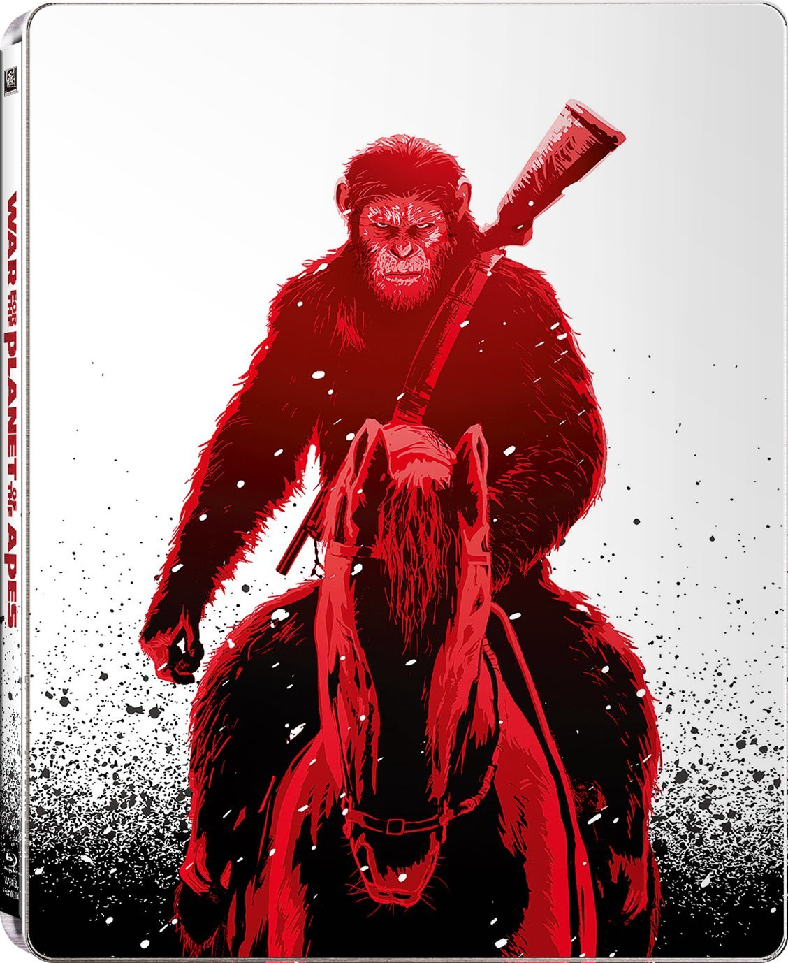 猿の惑星:新世紀(ライジング) スチールブック