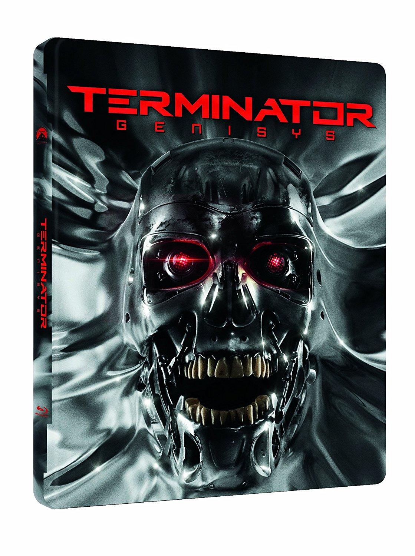 ターミネーター:新起動 スチールブック仕様 Terminator Genysis steelbook